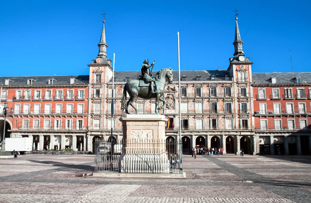 Centro histórico - Madrid