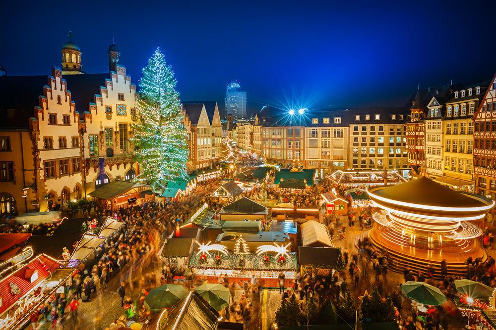 Decoração Natal na Alemanha