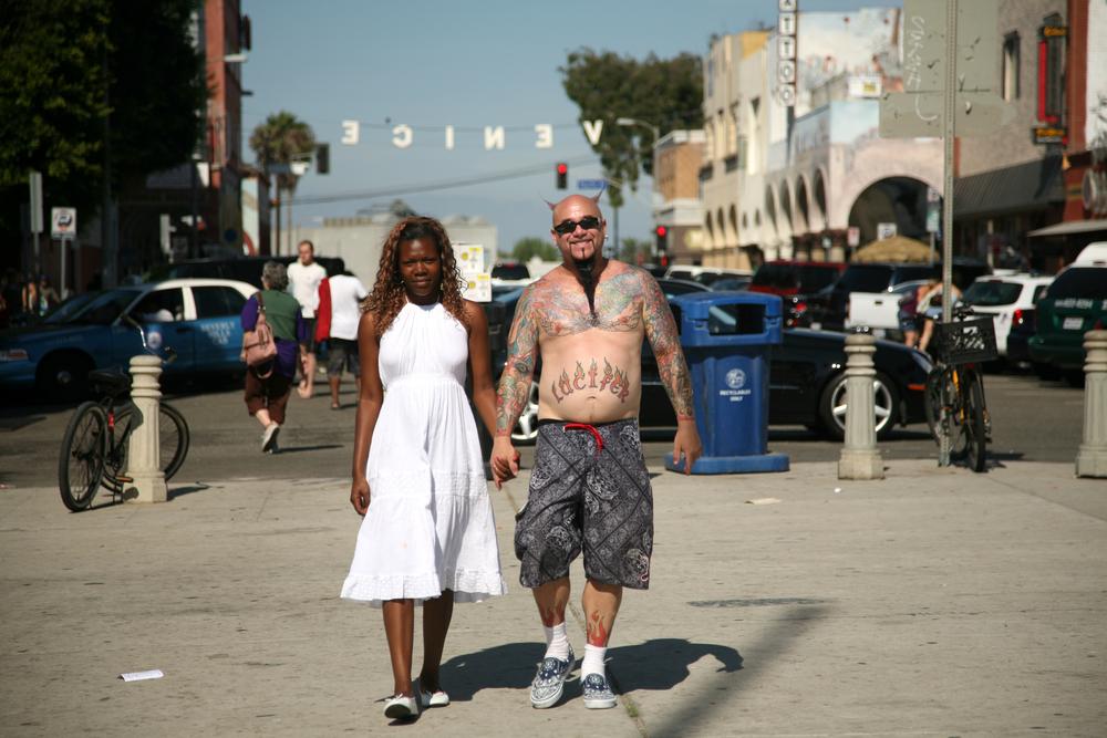 Diversidade - Los Angeles