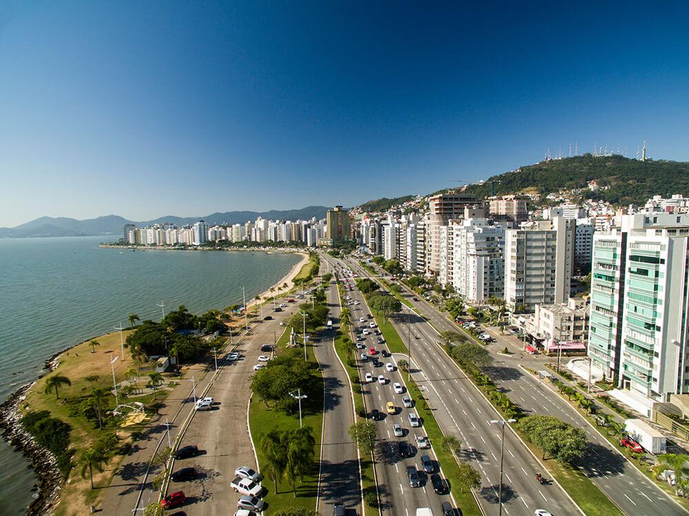 Ilha de Florianópolis – Santa Catarina