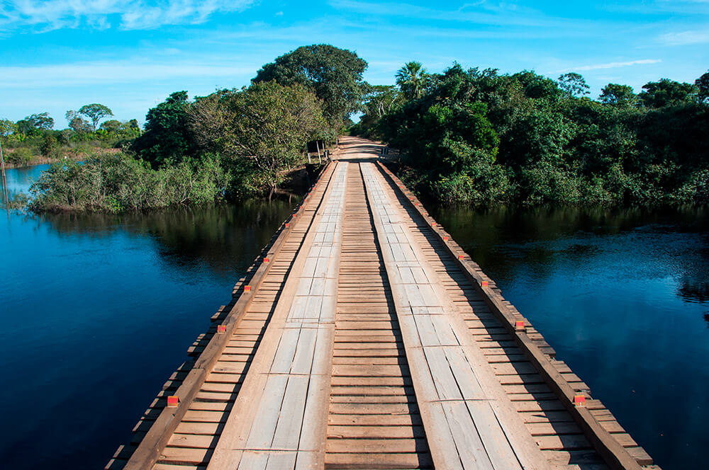 Rota do Pantanal – Mato Grosso