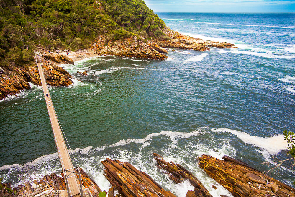 Storms River Bridge