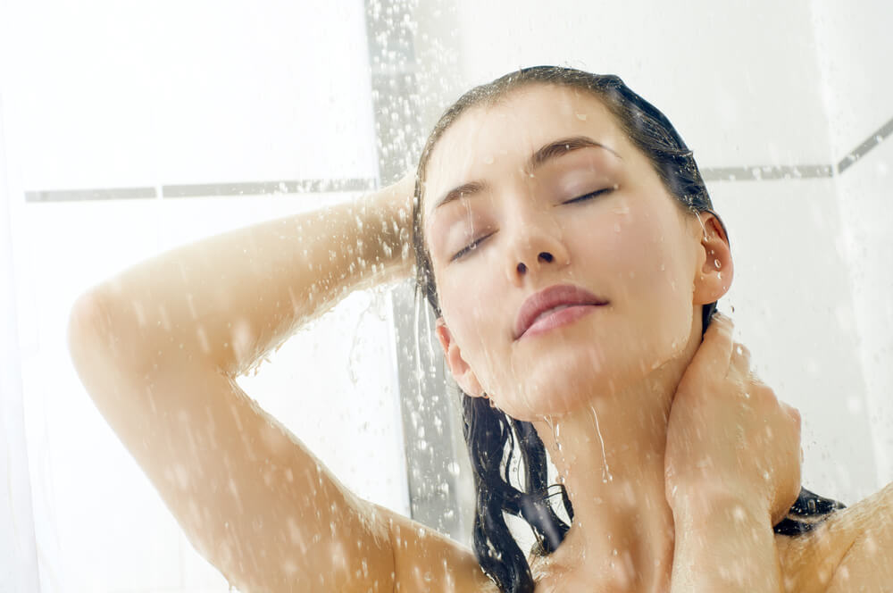 Tomar mais de um banho por dia