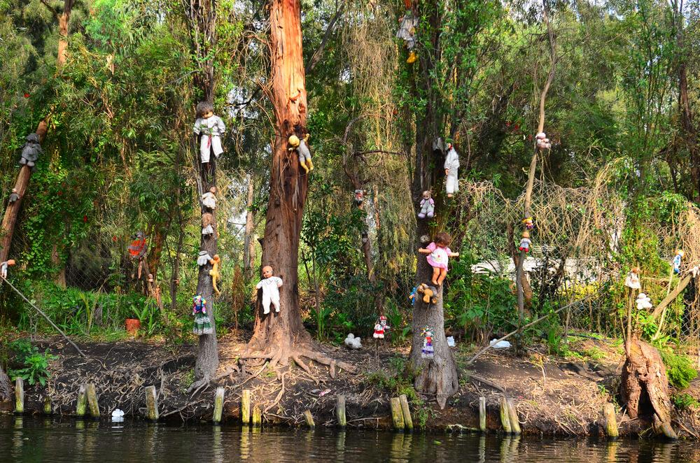 Ilha das Bonecas, México