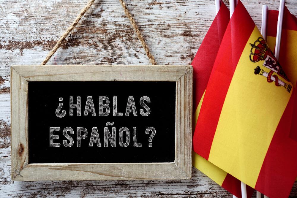 lousa hablas espanhol