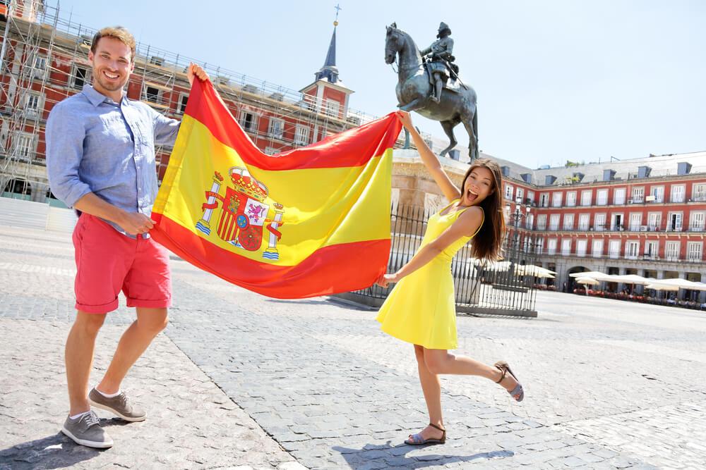 torcedores espanhois