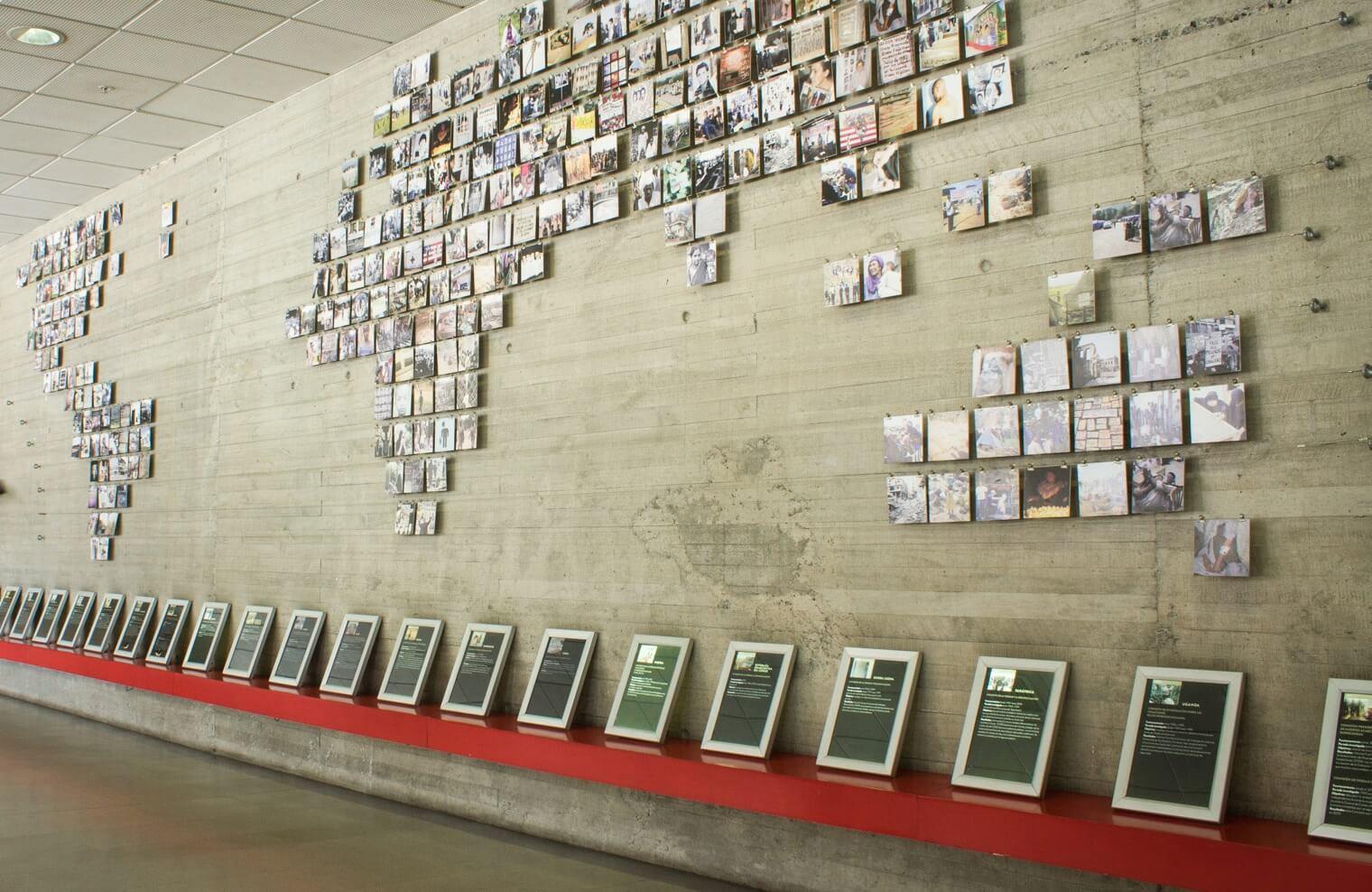 Museo de la Memoria y los Derechos Humanos – Chile