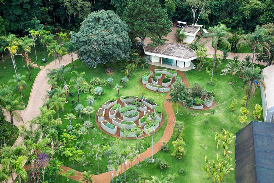 Museu Inhotim – Brasil