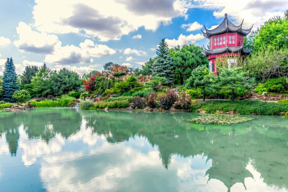 Botanic Garden – Montreal
