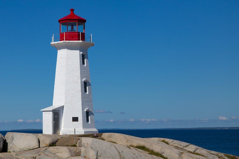 Peggy's Point Lighthouse – Nova Scotia