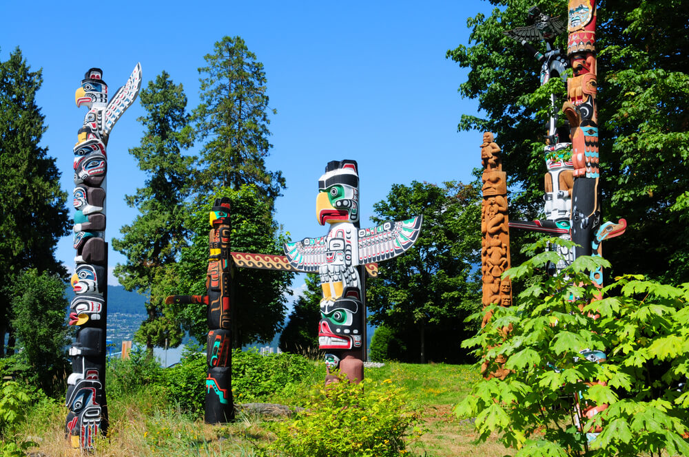 Stanley Park – Vancouver
