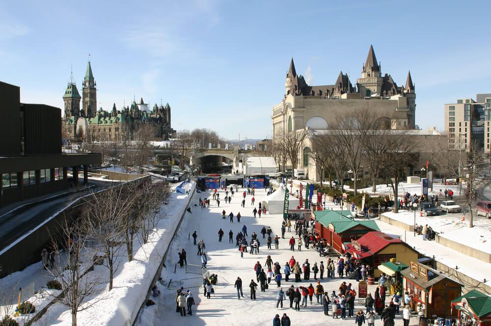 Tradição no Canadá: Winterlude