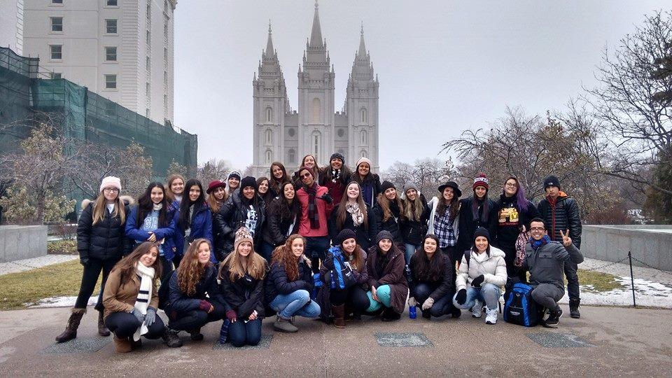 Programa Salt Lake City + Los Angeles, EUA