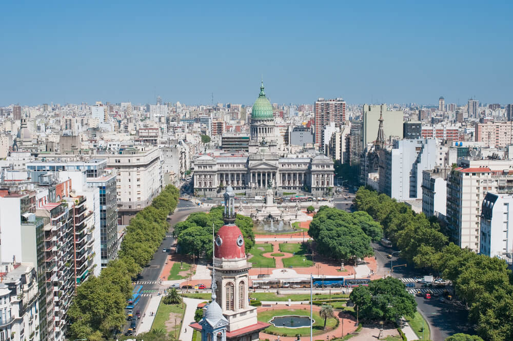 Visto - Argentina