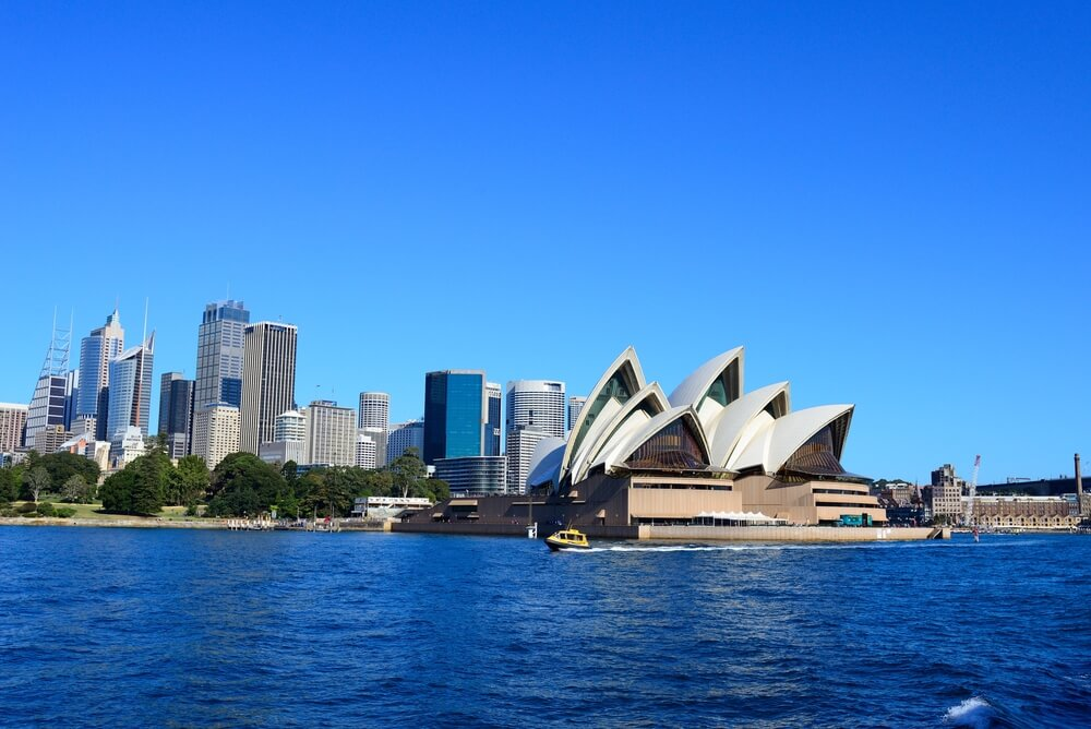 Visto na Austrália
